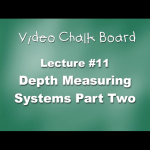 11. Depth Measuring Systems, Part 2