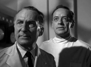 THE OUTER LIMITS (Season One, 1963) The Architects of Fear